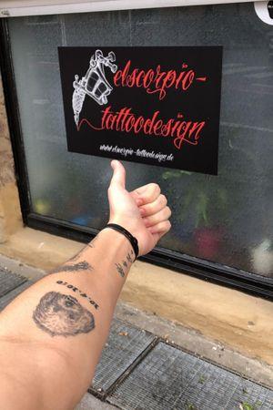 #tattoostudio 😎