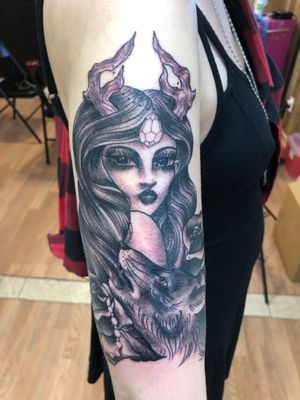 Tattoo by Hardline Tattoo Studio LV