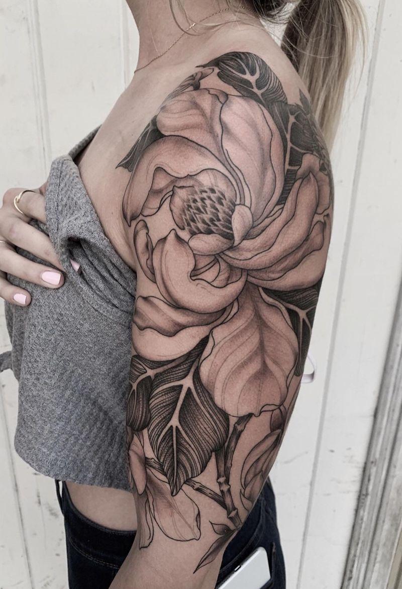 Tattoo from Mauricio Pastor