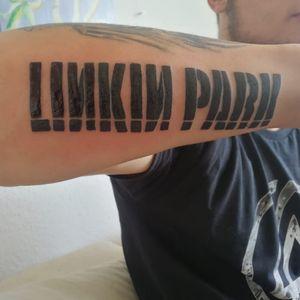 #linkinparktattoo #LinkinPark #ChesterBennington #ripchester  #hybridtheory