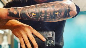 Mystical Panther Eyes 👀