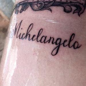 #Michelangelo #michelangelohands