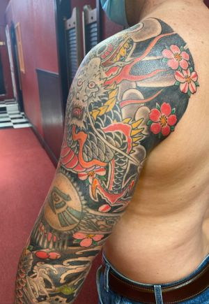 Tattoo from Marcelo Rodriguez