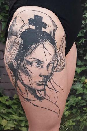 Tattoo by No Regrets Tattoo Bucuresti