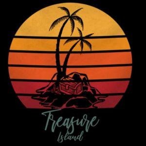 Treasure Island Retro Design