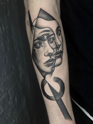 👀 Designed & Inked for M***** ; Back in Blackwork 🖤 @sticksandstonesberlin ; inquiry & booking : DM or 📧 paixletattooer@gmail.com #customtattoo #tattoo #art #tattoodesign #tattooideas #wannado #berlintattoo #tattooberlin #berlintattooers #tattoodo #tttism #tattooartistmagazine #tattooed #inked #theartoftattooing #thinkbeforeuink #taot #portraittattoo #minimalisttattoo #sleevetattoo #geometrictattoo #blackwork #blackworkers #womantattoo #dotwork @tattoodo #neukölln #tattoovideo #타투 #刺青 #scorpio
