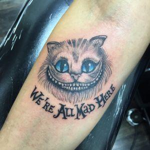 Tattoo from Hannah Everhart