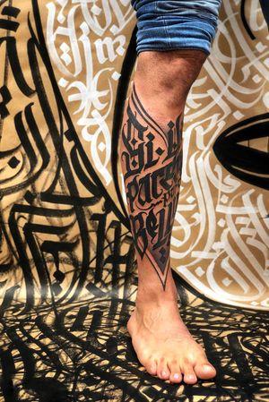 #calligraphy #lettering #blackwork #black #freehand