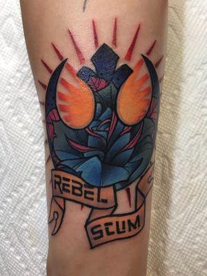 Star Wars Rebels tattoo #starwars #rebels