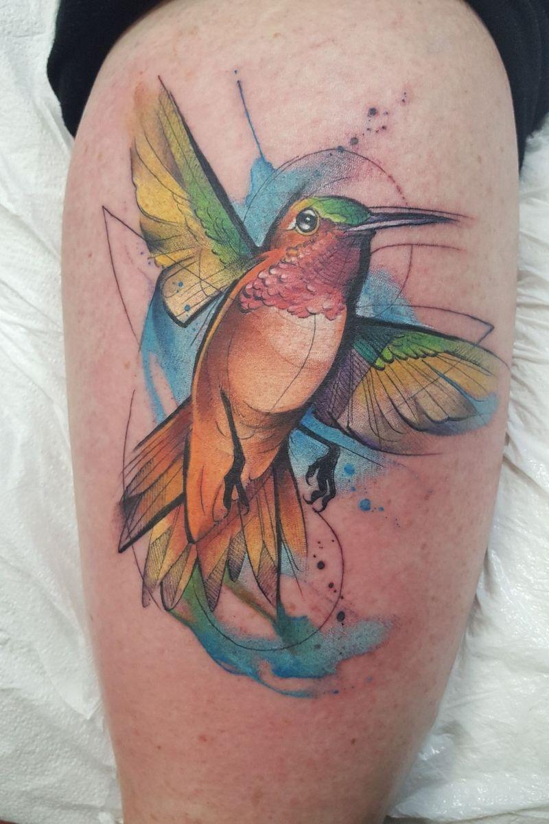 Tattoo from Jorell