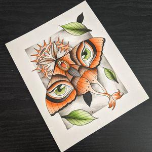 Tattoo by The Bravest Kids Tattoo