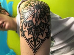 Tattoo from Ray Prather