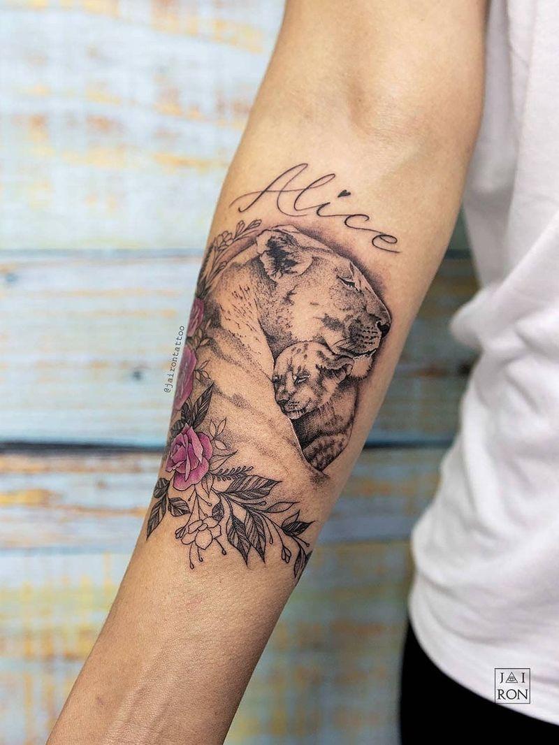 Tattoo from Jairon Freire