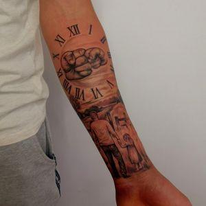 Tattoo from Jones N S Larsen