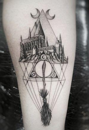 Tattoo by PLUS 48 TATTOO