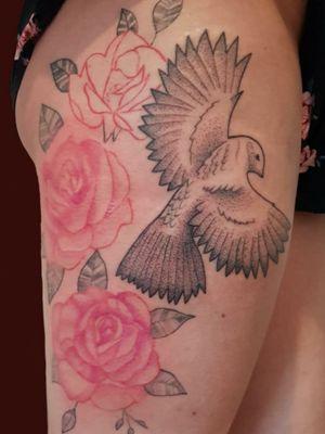 In Prozess. #tattoolove #Gelsenkirchen #düsseldorf #essen #bochum #dortmund Tatowiererin Veronika NiM Inst: nim_tattoo Whatsapp +491607439091