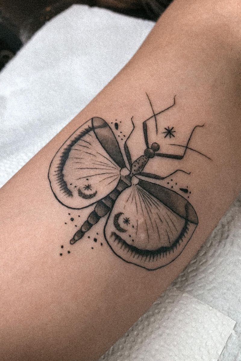 Tattoo from Jacque López