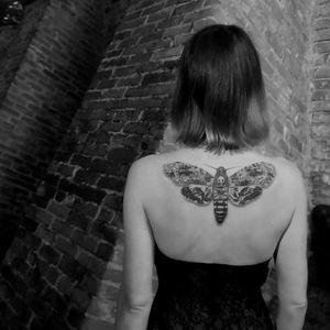 #moth #mothtattoo