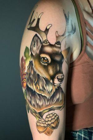 Tattoo from Kayce