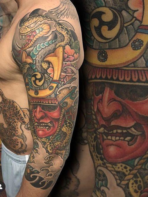 By JK #traditionaljapanese #samurai