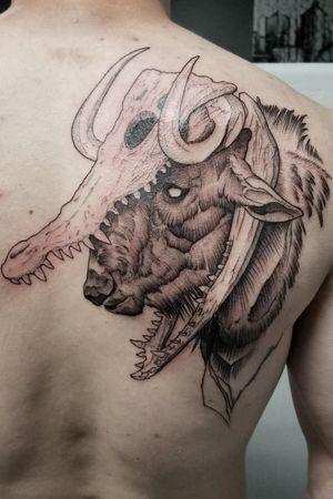 Tattoo by Greywash Ink