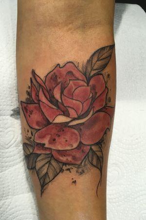 #tatttoo #tattoorose #tattoodo