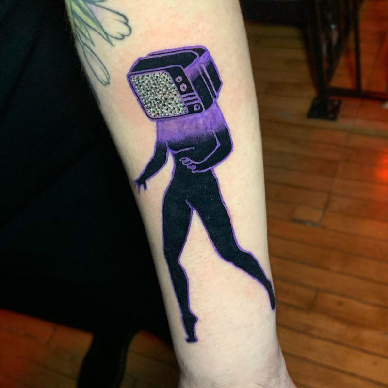 Tattoo from Szabla von S
