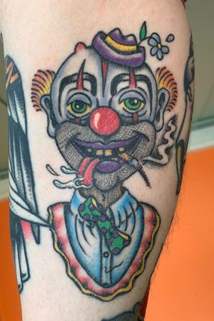 Traditional Hobo Clown