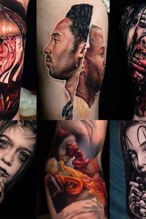 Hi this is Cathy , Follow me to see more works Ins:Cathy_tattoo