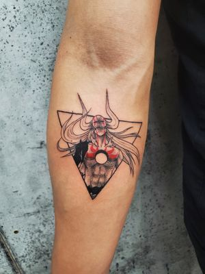 Tattoo from Kerry
