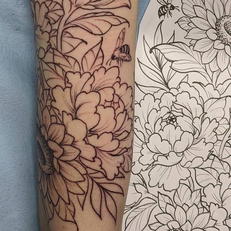 Tattoo from Lynn Marie