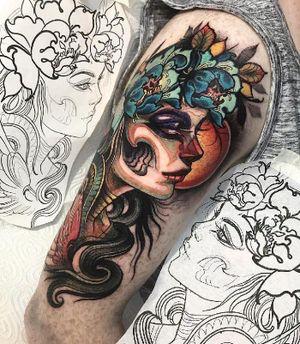 Tattoo by Pedi