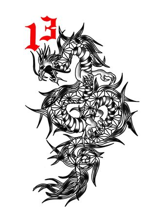 #drawing #tattoo #inked #ink #flashtattoo #tattooflash #paris #barcelona #bcn #paristattoo #sketchtattoo #sketch #tatouage #perso #charactersketch #france #dessin #blackwork #black #paint #bw #tattoo #tattoos #dragon