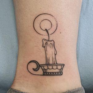 Tattoo by Rosewater Tattoo