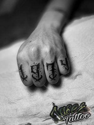#tatuaje #estilo #numeros #Black #hand #tattoos . . . #jaser #tattooart #ink ⚡