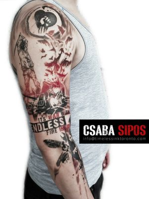 Tattoo from Csaba Sipos