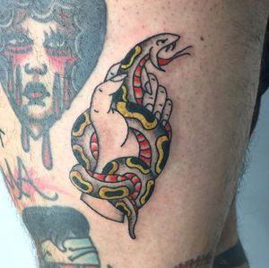 Tattoo from Luna Sambucus