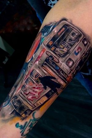 Tattoo from Yiliante Mascarine
