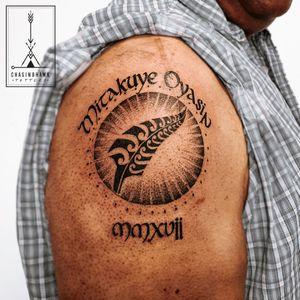 Tattoo from Chasinghawk Tattoos