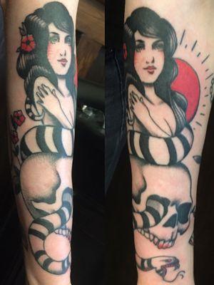 Tattoo from Brian Kelly