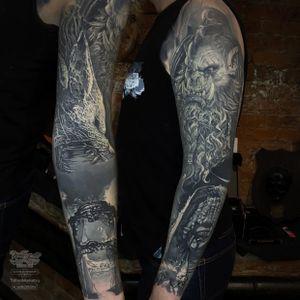 Fully healed hand. #lithuanianirons #worldfamousink #worldfamoustattooink #worldfamousforever #realismtattoo #realistic #tattoomarket #tattoo #tattoodo #tattooartist #tattoostyle #tattooed #ink #inked #inkartist #татуировка #татумосква #татумастер #tattoomag #tattoomagazine #tattooart #tattoolovers #tattooistartmag #тату #татуировки #tattoosnob #татумосква #тату #татупроцесс