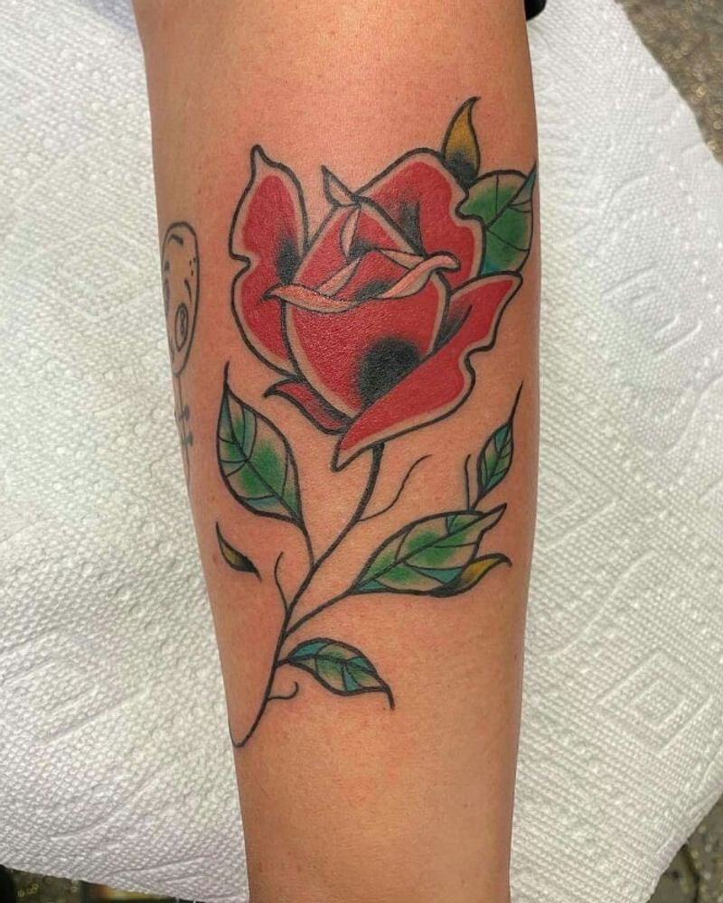 Tattoo from Rollie Demps