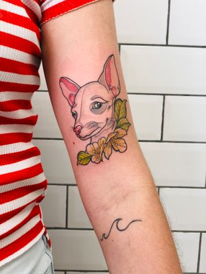 Tattoo from Lya.Ink