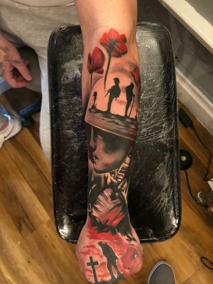 Tattoo by The Primrose Path Tattoo Society
