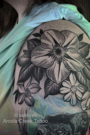 Tattoo by Arcola Creek Tattoo