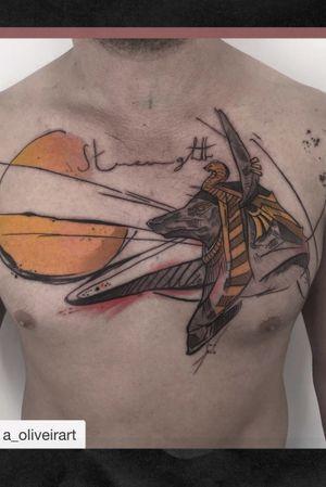 Anubis piece . • • • • • #tattoos #ink #inked #tattooed #tattooartist #tattooart #tattoolife #inkedup #girlswithtattoos #inkedgirls #bodyart #instatattoo #tattooist #tattooedgirls #tattooing #blackwork #tatted #tatuaje #traditionaltattoo #tatts #tatuagem #tats #tattooer #tat #inklife #tattooflash #tattoodesign #inkedgirl #inkedmag #tattoogirl