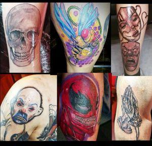 Tattoo by Tinta Profana