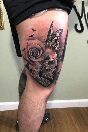 Tattoo by Mogwai Tattoo Liverpool