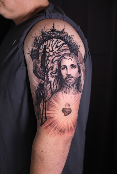 Cover up by Konstantin