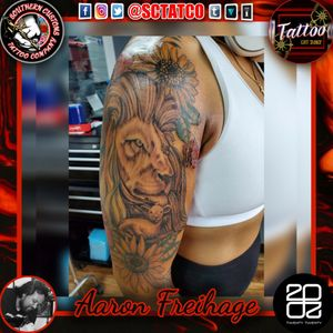 Tattoo by Southern Customs Tattoo Company